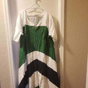 NWOT Beautiful Custom Maxi Dress